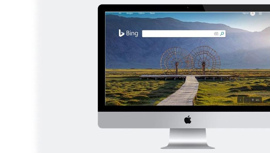 Block Bing on Mac