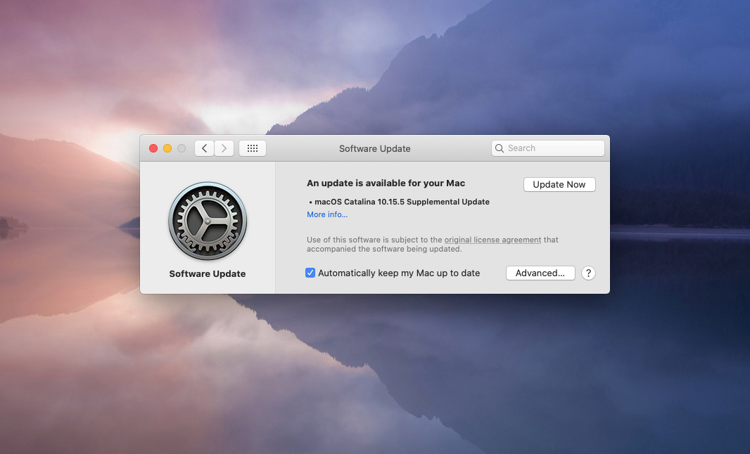 macOS Catalina 10.15.5 supplemental update goes live with a security fix onboard