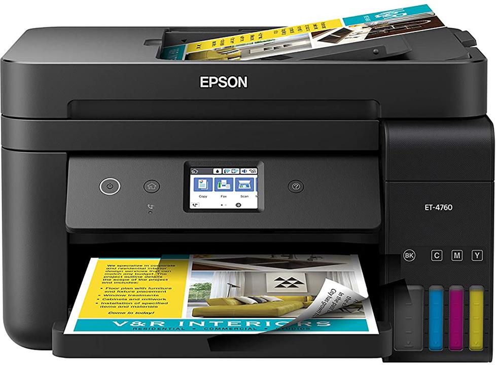 Epson EcoTank ET-4760
