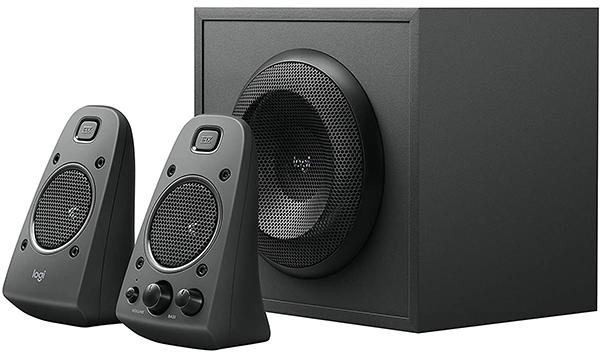 Logitech Z625 Powerful THX Sound 2.1 review