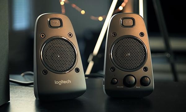 Logitech Z625 Powerful THX Sound 2.1